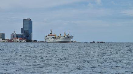 MV Jazeera Reefer shipdiary.com