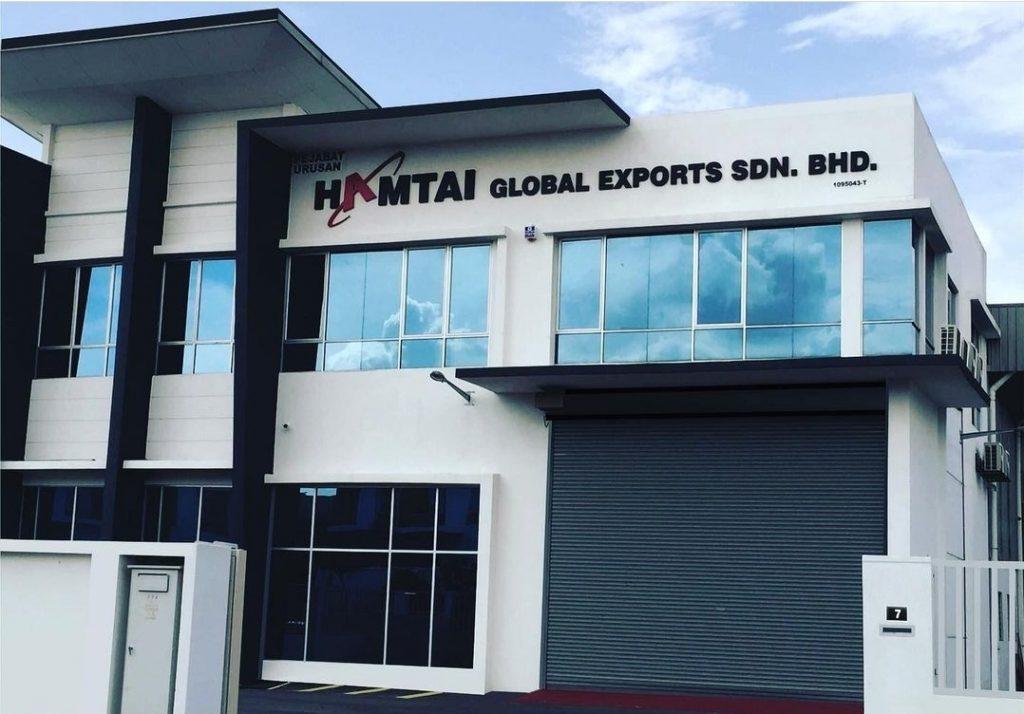Hamtai Global wharehouse