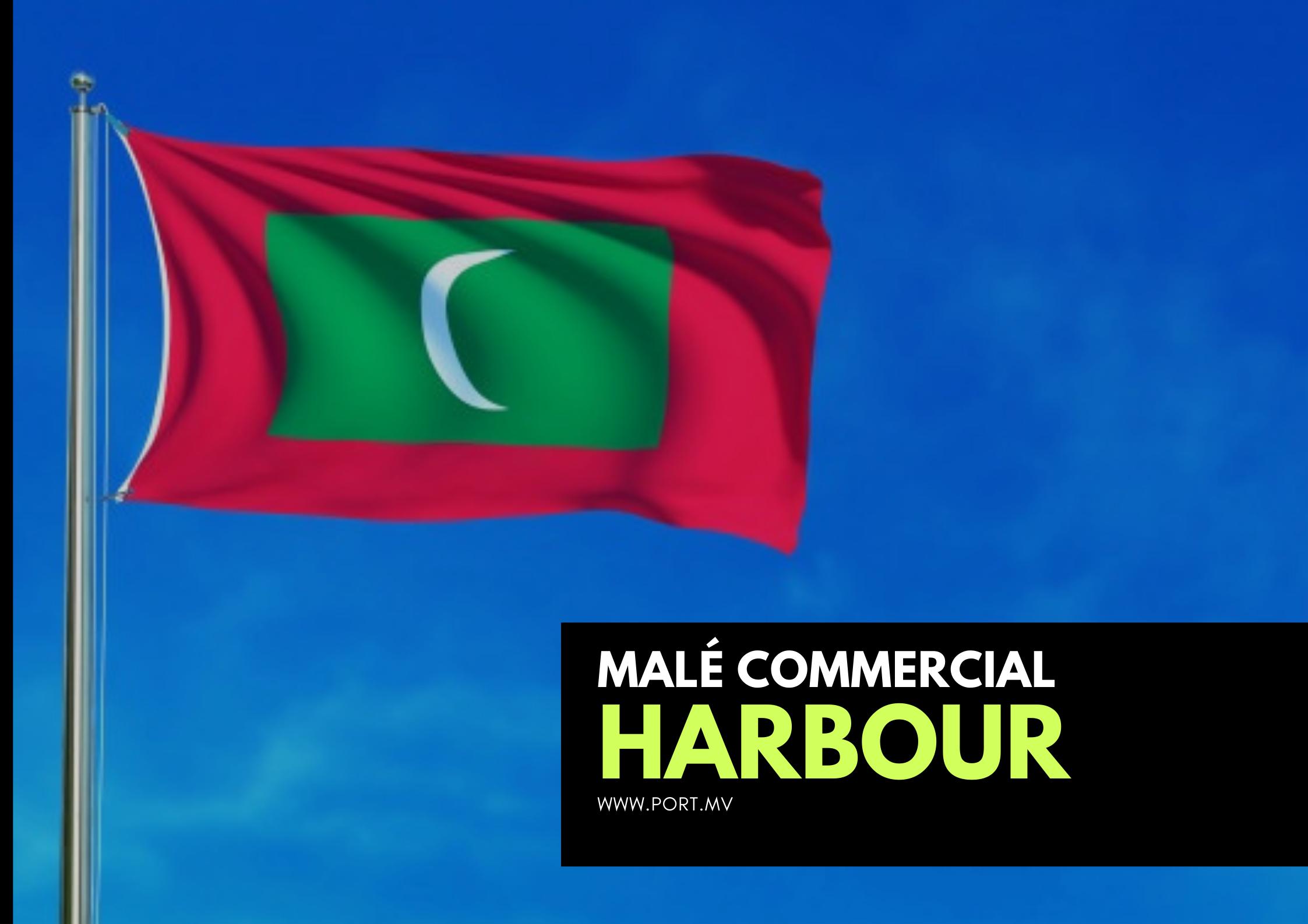 Malé port harbour shipdiary.com