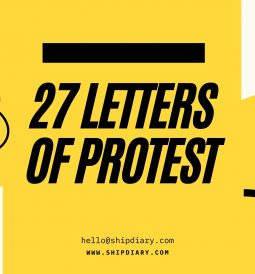 27 Letters of Protest in shipdiary.com